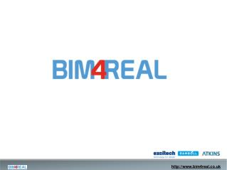 What was BIM4Real?