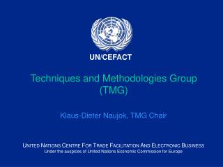 Techniques and Methodologies Group (TMG)