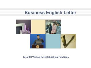 Business English Letter
