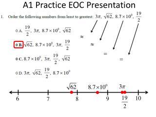 A1 Practice EOC Presentation