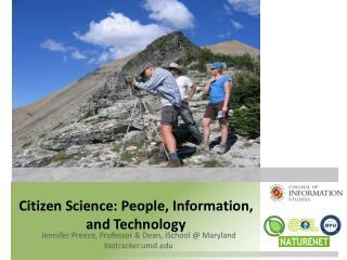 Citizen Science: People, Information, and Technology