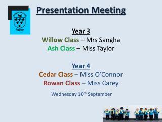 Wednesday 10 th  September