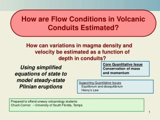 Using simplified equations of state to model steady-state Plinian eruptions