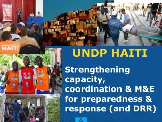 UNDP HAITI