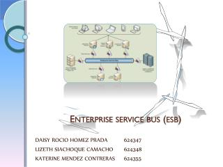 Enterprise service bus ( esb )