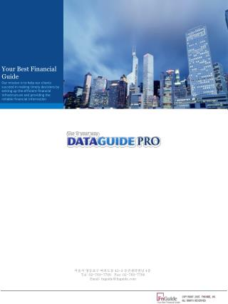 Your Best Financial Guide
