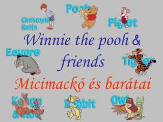 Micimack� �s bar�tai