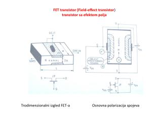 FET tranzistor (Field-effect transistor ) tranzistor sa efektom polja