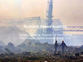 Scenario Based Auditing Christo Zemering, General Electric Plastics