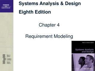 Chapter 4 Requirement Modeling