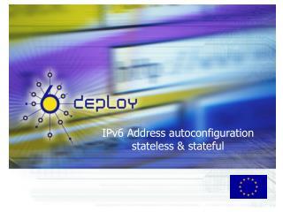 IPv6 Address autoconfiguration stateless & stateful