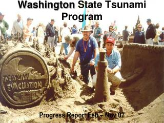 Washington  State Tsunami Program