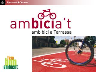 Projecte de bicicletes públiques Conveni ICAEN (Institut Català d'Energia) 30 de juny de 2006