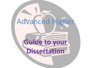 Advanced Higher