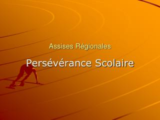Assises R�gionales