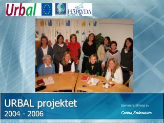 URBAL projektet