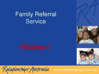 Family Referral Service
