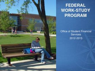 FEDERAL WORK-STUDY PROGRAM