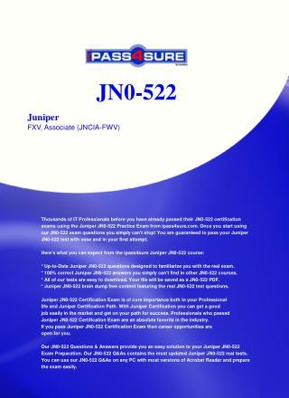 JN0-522