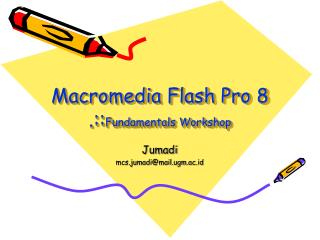 Macromedia Flash Pro 8 .:: Fundamentals Workshop