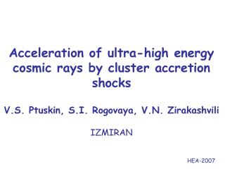 Acceleration of ultra-high energy cosmic rays by cluster accretion shocks