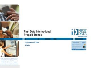 Payment Cards 2007 Ukraine