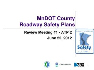 MnDOT  County Roadway Safety Plans