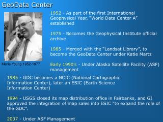 GeoData Center
