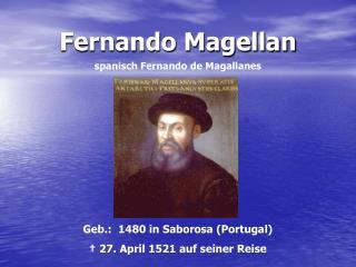 Fernando Magellan