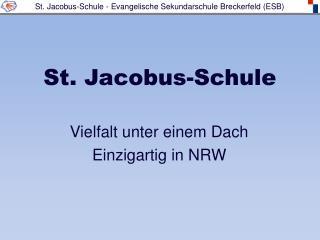 St. Jacobus-Schule