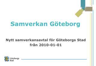 Samverkan G�teborg