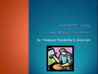 Moose Jaw Murals!!!!!!!!!