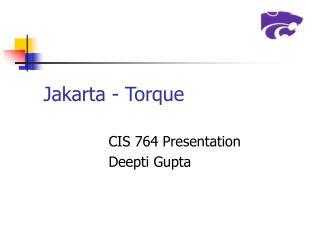 Jakarta - Torque