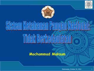 Mochammad Maksum