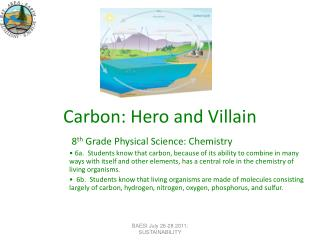Carbon: Hero and Villain