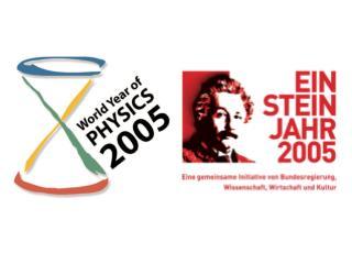 Einsteins annus mirabilis Fünf Schriften, die die Welt der Physik revolutionierten