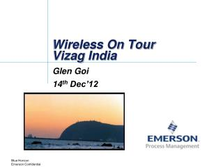Wireless On Tour  Vizag  India
