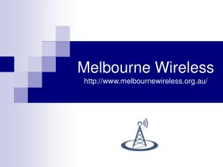 Melbourne Wireless melbournewireless.au/