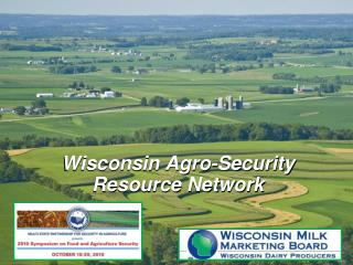 Wisconsin Agro-Security Resource Network