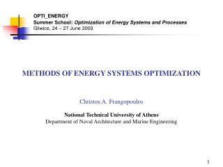 OPTI_ENERGY