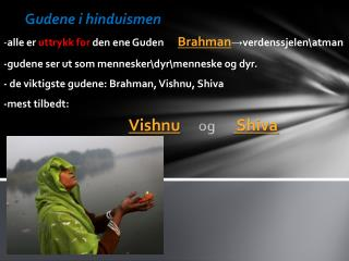 G udene i  hinduismen