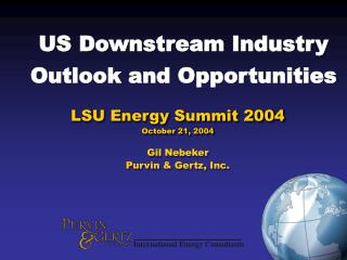 US Downstream Industry  Outlook and Opportunities