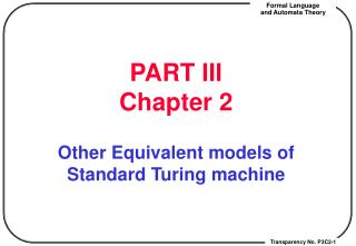 PART III  Chapter 2