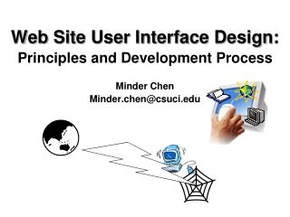 Web Site User Interface Design: Principles and Development Process    Minder Chen