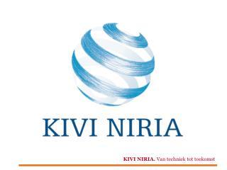 KIVI NIRIA.  Van techniek tot toekomst
