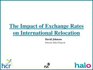 The Impact of Exchange Rates on International Relocation