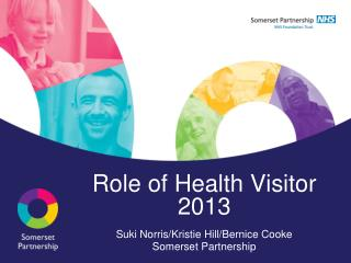 Role of Health Visitor 2013