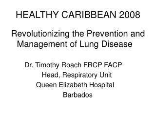 HEALTHY CARIBBEAN 2008