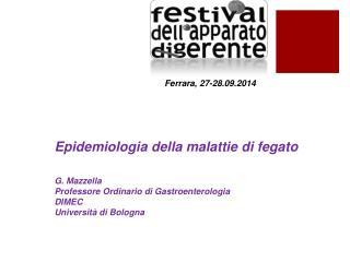 Ferrara, 27-28.09.2014
