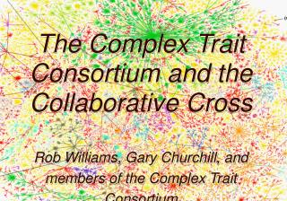 Complex trait analysis, develop-ment, and genomics